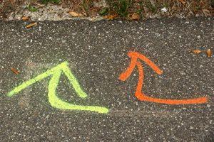 pijlen fietspad Berkheide
