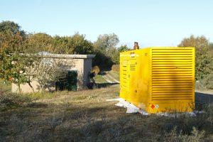 generator transformatorhuisje plenty Berkheide Winning 2