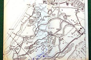 Kaart 1978 Berkheide terreinnamen