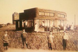 Zeehal Zeehos Katwijk historisch
