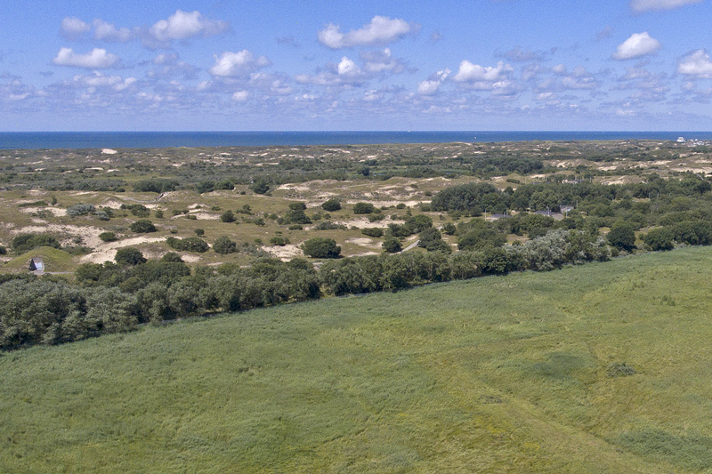 Berkheide Lentevreugd drone luchtfoto kavel 15a 2a