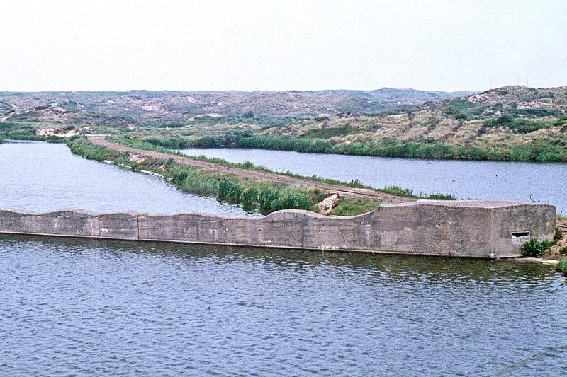 Berkheide muur kavel 6