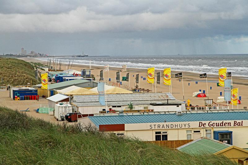 Berkheide strand paviljoens Wassenaarse Slag Scheveningen