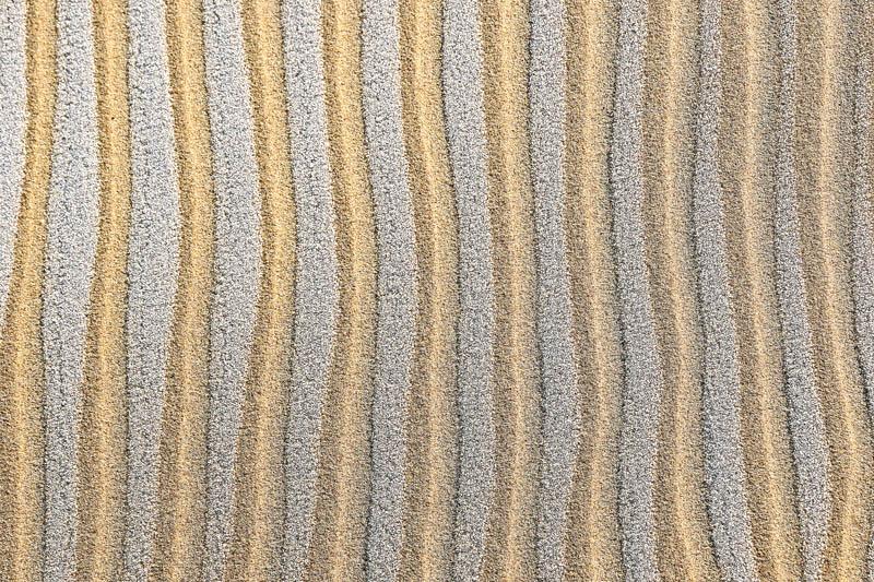 Berkheide strand ribbels rijp zand patronen