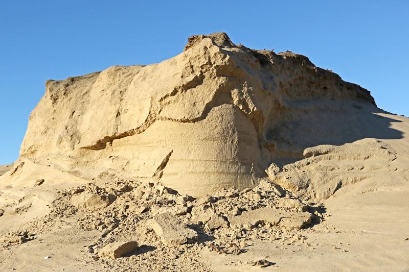 Coepelduynen zandkasteel kavel C1