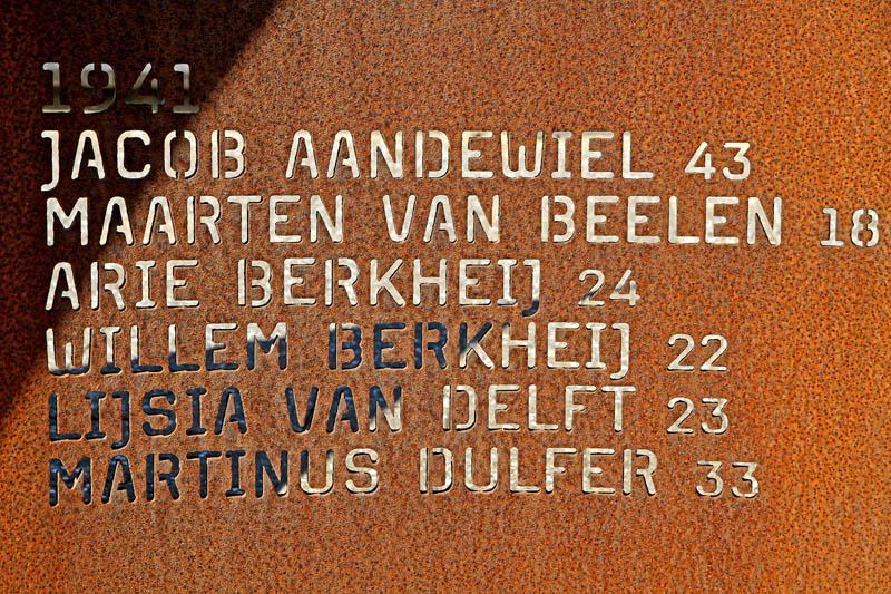 Monument zeevaarders Katwijk Berkheide Berkheij boulevard vissers omgekomen