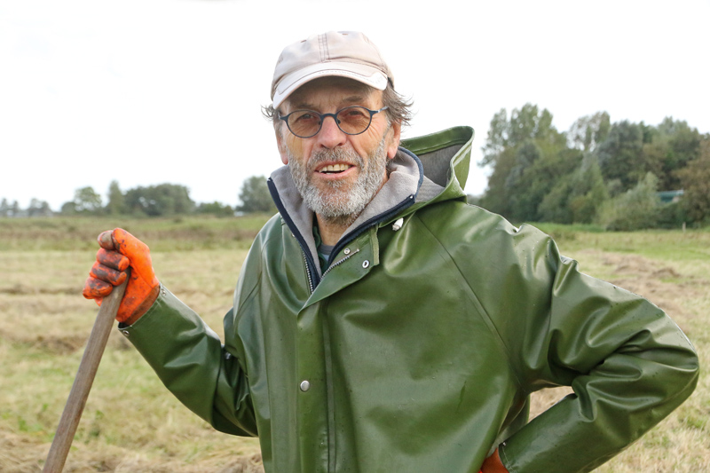 Hugo Woudenberg Lentevreugd Leeuwerikveld berkheide beheer maaiploeg