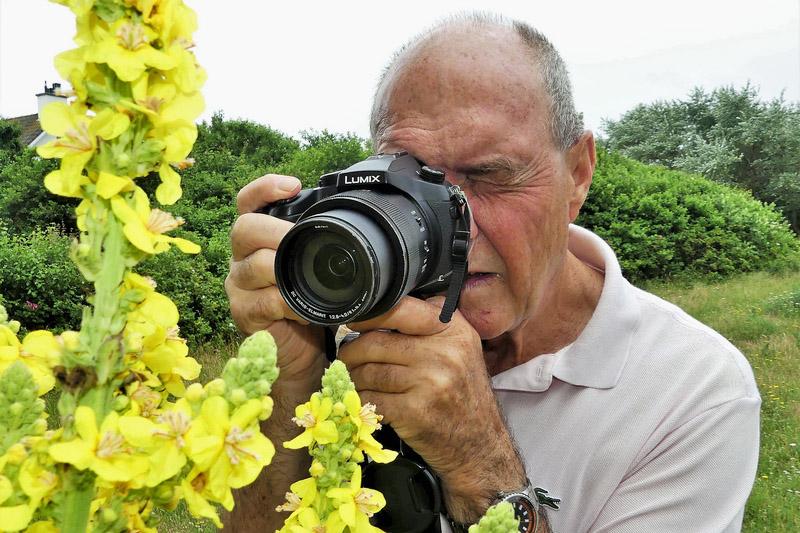Theo Westra fotograaf Coepelduynen