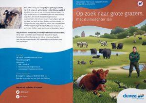 brochure grote grazers
