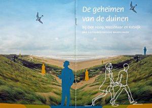 brochure wandelingen cultuurhistorie Berkheide