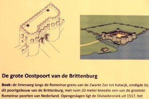 Brittenburg Katwijk Mueseum limes Romeinen expositie