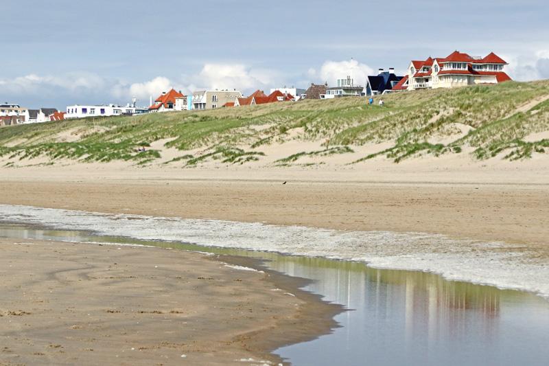 Coepelduynen strand Koninging Astrid Boulevard