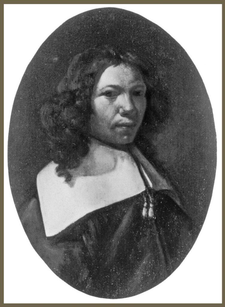 Gerrit Berckheyde portret Rob Berkheid schilderij