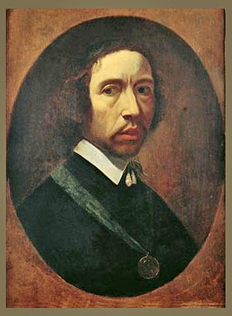 Job Berckheyde portret zelfportet 1665 schilderij Berkheide