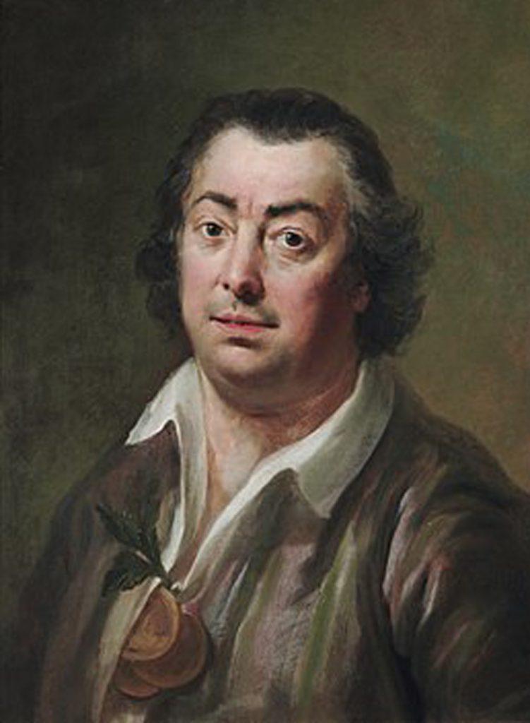 Portret Johannes le Francq van Berkhey Berkheide